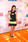 LOS ANGELES - MAY 11:  Janel Parrish attends the 2013 Wango Tango concert produced by KIIS-FM at the Home Depot Center on May 11, 2013 in Carson, CA