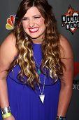 LOS ANGELES - MAY 8:  Sarah Simmons arrives at