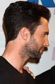 LOS ANGELES - MAY 11:  Adam Levine attends the 2013 Wango Tango concert produced by KIIS-FM at the H