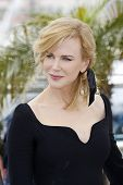 CANNES, FRANCE - MAY 15: Nicole Kidman at the Jury photocall during the 66th Annual Cannes Film Fest