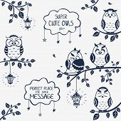 owls funny