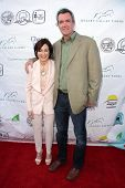 LOS ANGELES - MAY 18:  Patricia Heaton, Neil Flynn at the 6th Annual Compton Jr. Posse Gala  at Los