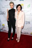 LOS ANGELES - MAY 18:  Portia de Rossi, Patricia Heaton at the 6th Annual Compton Jr. Posse Gala  at