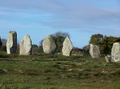 Carnac Stones of Brittany