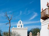 San Xavier Mission Landmark