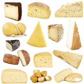 Different Kinds Of Italian Cheese
