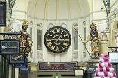 Clock Royal Arcade