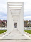 Modern Abstact Way In Schwerin