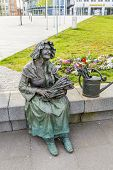 Memorial For Martha Klingberg