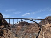 Mike O'callaghan - Pat Tillman Memorial Bridge (colorado River Bridge)