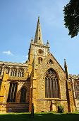 stock photo of avon  - Holy Trinity Church Stratford - JPG