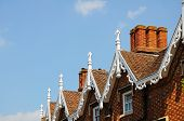 Ornate Eaves, Stratford-upon-Avon.