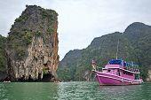 Phuket Boat Trip