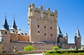 Segovia. Alcazar Castle