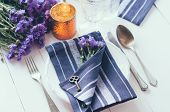 Home Table Setting