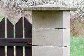 Fence Side Post