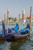 Gondola In Venice.