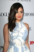 LOS ANGELES - SEP 27:  Lucy Hale at the Teen Vogue's 10th Annual Young Hollywood Party at Private Lo