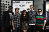 LOS ANGELES - SEP 24:  Pentatonix arrives at the