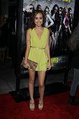 LOS ANGELES - SEP 24:  Savannah Jayde arrives at the