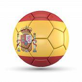 3D - Football - Spain