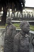 Slave Sculpture, Zanzibar