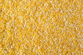 Delicious Food Background Of Yellow Grains