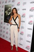 LOS ANGELES - NOV 6:  Alysia Reiner at the AFI FEST 2014 Screening Of