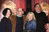 LOS ANGELES - NOV 5:  Matthew Weiner, Marla Garlin, Jeff Garlin at the