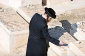 At Jewish Cemetery