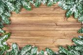 Seasonal Wood Background