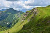 image of italian alps  - Beautiful ummer l - JPG