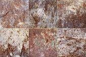 Rust Textures 1