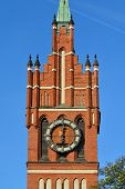 Church Of The Holy Family. Kaliningrad (until 1946 Koenigsberg), Russia