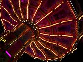 foto of merry-go-round  - Beautiful merry - JPG