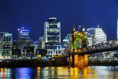Cincinnati Downtown Overview