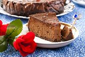 Chocolate Cheesecake