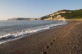 Gaspe Beach