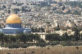 Temple Mount and Dome of the Rock