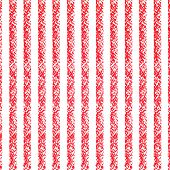 Pastel crayon background with red and white stripes