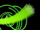 binary and fiber optic
