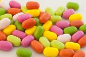 Candy Or Pill Background