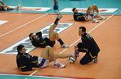 Volley masculino italiano Campeonato 2009/2010 - Itas Diatec Trentino Volley Vs Macerata