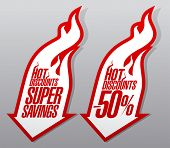 pic of fiery  - Hot discounts - JPG