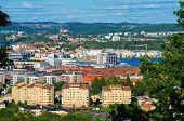stock photo of municipal  - Cityscape of Jonkoping - JPG