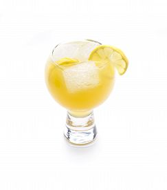 pic of vodka  - a cocktail made with vodka and orange juice - JPG
