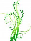simple nature line design