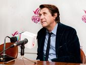 MOSCOW - JUNE,5: Musician BRYAN FERRY (Roxy Music). Press Conference Muz-TV Award 2009 at Olimpiisky