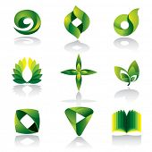 Vector Green Color Icon