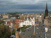 Edinburgh From The Castle (2)